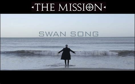 the mission song the mission swan song single youtube