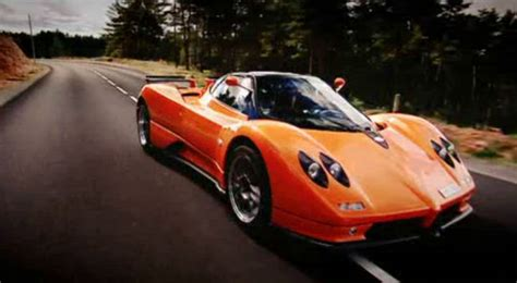 Top Gear Pagani by Imcdb Org Pagani Zonda C12 7 3s In Quot Top Gear 2002 2015 Quot