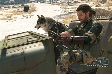 metal gear solid 5 console metal gear solid 5 bumps up pc launch metal gear