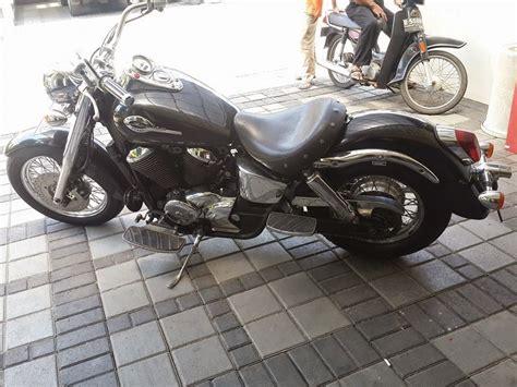 jual honda shadow 400 pin moge honda shadow ace 400 cc v engine jual motor bekas
