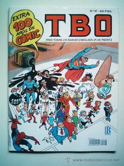 libro 100 anos de tbo tbo n 186 97 extra 100 a 241 os de comic ediciones b 1 comprar tebeos tbo editorial buigas en