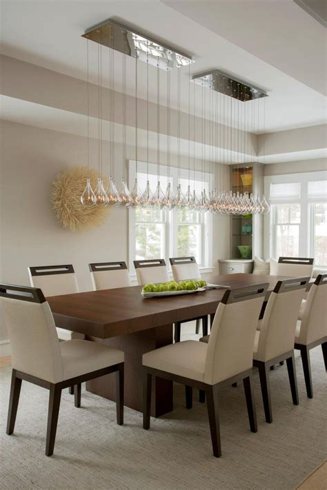 Best ideas about modern dining table on pinterest modern dining room