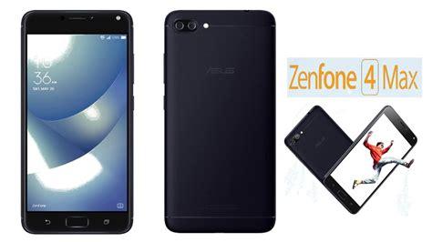 asus zenfone 4 max 4gb ram smartphone