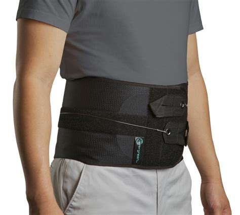 Back Support by Discount Boa Classic Lumbar Orthosis Back Brace Back