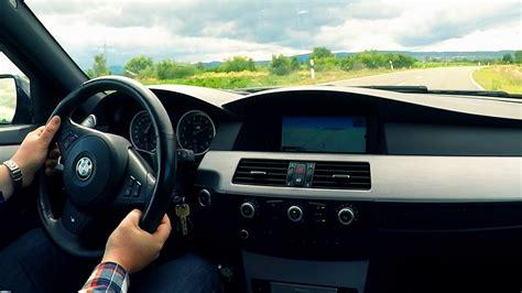 bmw m5 e60 sound bmw m5 e60 onboard country road v10 sound acceleration