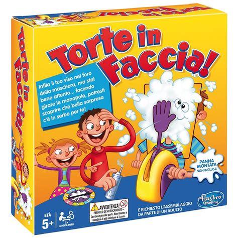 lista giochi da tavolo gioco da tavolo pie torte in faccia mister toys