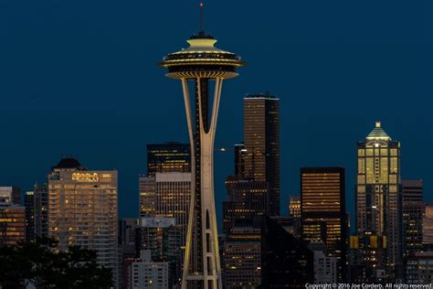 space needle observation deck price kerry park seattle washington another of the