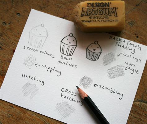 basic pencils for sketching easy for beginners drawing with pencil tutorial