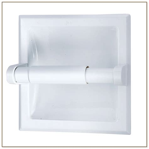 recessed toilet paper recessed toilet paper holder free remarkable recessed
