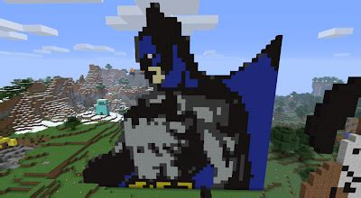 minecraft pixel templates batman creative pixel ideas batman collection minecraft