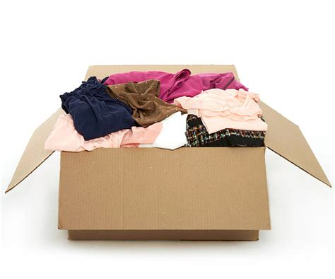 wardrobe in a box home organizing declutter closets