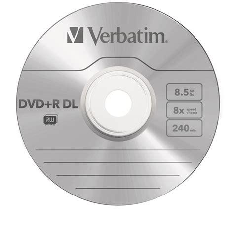 Dvd R Dual Layer Mediatech 8 5gb Speed 8x verbatim dvd layer dvd r dl 8 5 gb 240 min 8x 50 pieces in cakebox