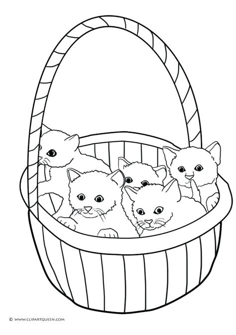 cute kitten coloring pages part 2 kittens coloring page kittens coloring pages medium size