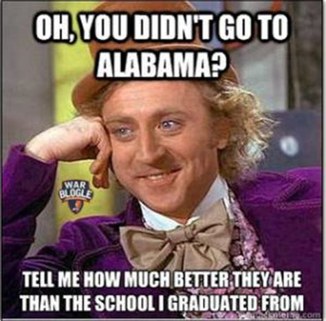 Alabama Memes - alabama state jokes kappit