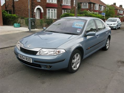 renault laguna 1 9 dci photos and comments www picautos