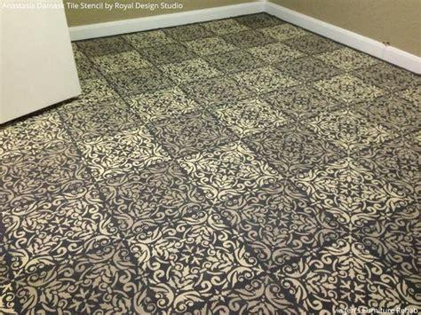 Floor Stencils: The Best Kept Secret of DIY Floor