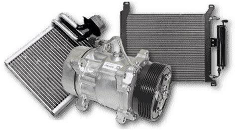 ac compressor evaporator fuel condenser water clutch techchoice parts