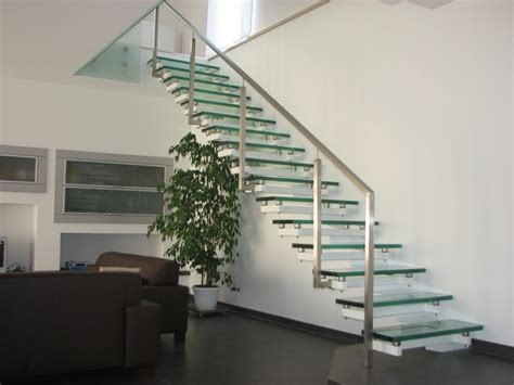 Luxury Kitchen Designs Uk by Glass Staircase Design Modern Amp Contemporary Stairs Uk