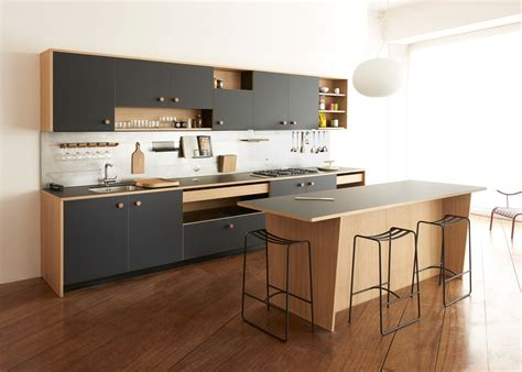 schiffini cucine jasper morrison reveals kitchen design for schiffini