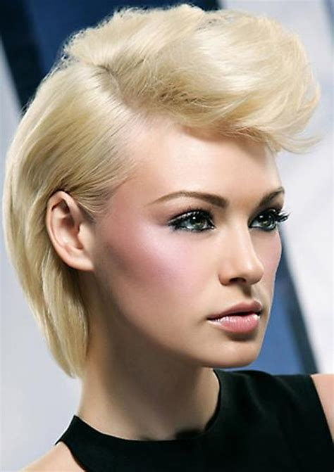 short faux hawk hairstyles for women 30 best short haircuts 2012 2013 short hairstyles 2017