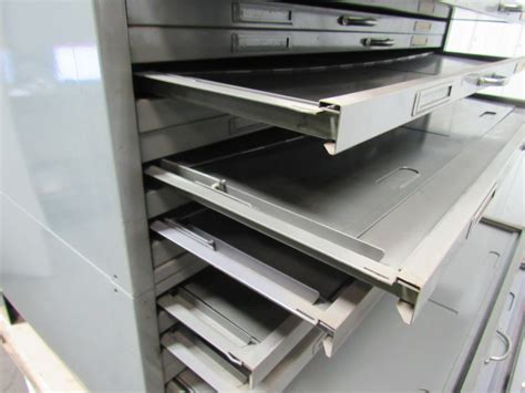 blueprint drawer hamilton flat file blueprint plans map architect metal