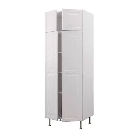 High Pantry Cabinet Akurum High Cabinet With Shelves 4 Doors White H 228 Rlig White