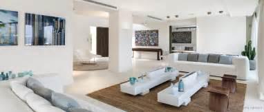 Contemporary Home Interior Designs Modern Villas Contemporary Interior Design Marbella