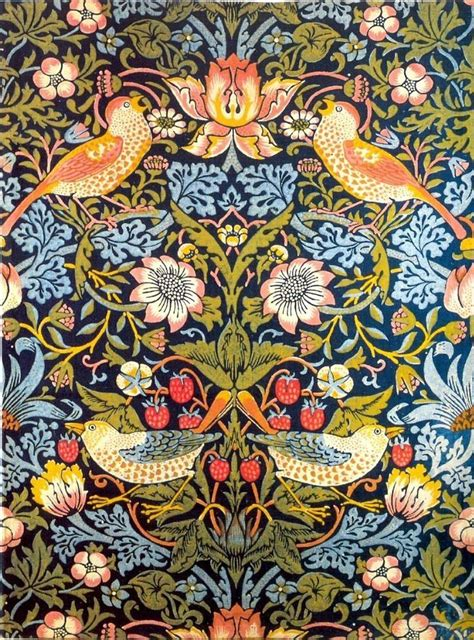 floral pattern history image result for william morris art tattoo pinterest