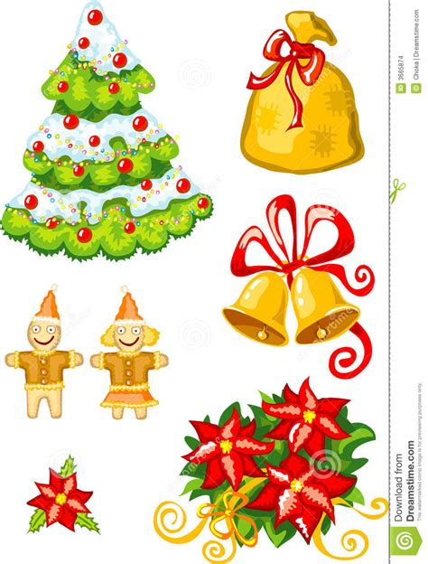 pics of christmas stuff vector illustration of christmas stuff stock images