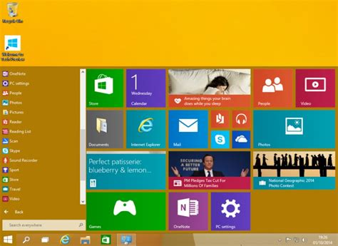 tutorial novedades windows 10 las novedades de windows 10 que no encontrabas en