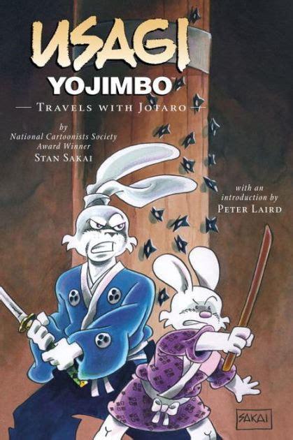 Usagi Yojimbo Book 12 Grasscutter Graphic Novel Ebooke Book usagi yojimbo volume 18 travels with jotaro by stan sakai nook book ebook barnes noble 174