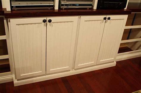 Beadboard Cabinet Door Inserts - shaker style cabinet doors with beadboard inserts how to