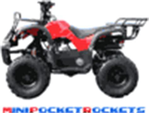 Motor Mini Gp Std Nitro Pullstar Babet mini atv scorpion hd