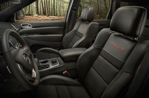 jeep grand cherokee red interior jeep grand cherokee review and rating motor trend