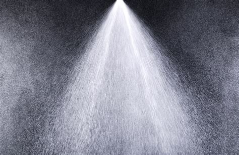 Water Spray the advantages of using water excavation precision hydrovac excavation