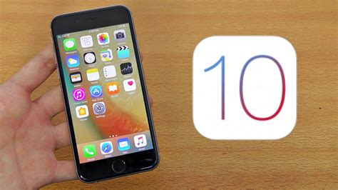 iphone 6s ios 10 review beta 1