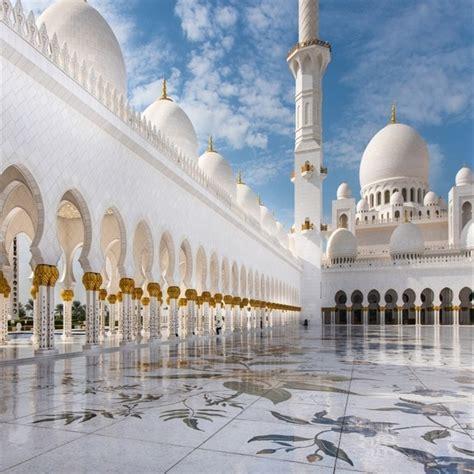 gambar pemandangan masjid gambar pemandangan