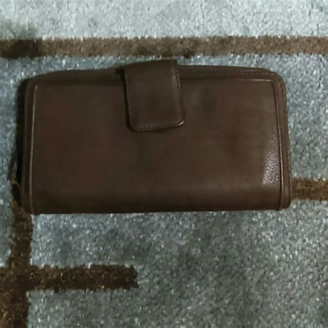 rolf s wallets 76 rolfs handbags rolf s brown leather wallet from