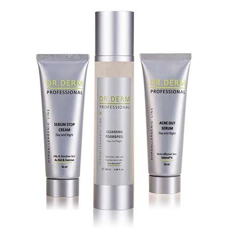 Dr Serum Pimple Acne Care anti acne bundle sebum stop anti acne serum and