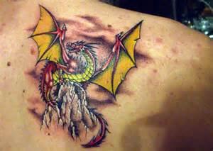 drachen le drachen tattoos und die bedeutungen