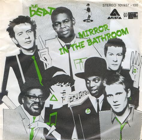 mirror in the bathroom song certain songs 422 the english beat mirror in the