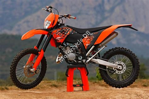 2000 Ktm 125 Sx Specs Ktm Exc 125 Pictures Specifications And Reviews