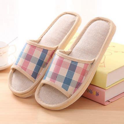 Sandal Selop Kain Indoor Sloop 1 sandal selop indoor size 39 40 pink jakartanotebook