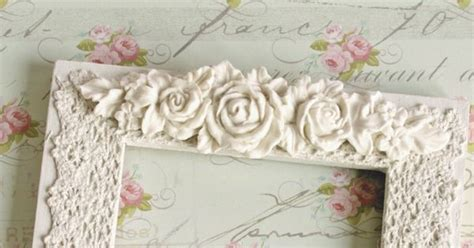 decoupage frame tutorial diy decoupage with lace how to make a beautifull photo