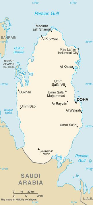 middle east map qatar qatar travel guide qatar travel notes