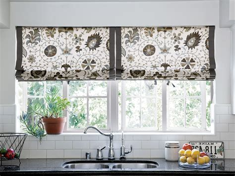 black and white kitchen curtain ideas kitchen curtain