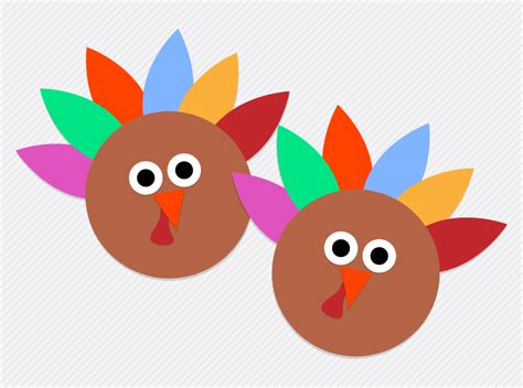 printable turkey craft ideas 7 adorable fall printables for kids grandma ideas