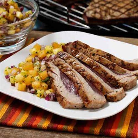 grilled jalapeno tuna steaks recipe dishmaps