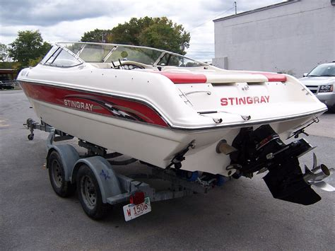 boat trailers for sale worcester ma 2002 stingray 230 sx power boat for sale www yachtworld