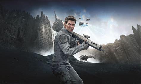 film tom cruise science fiction oblivion 2013 film tom cruise rifles men movies